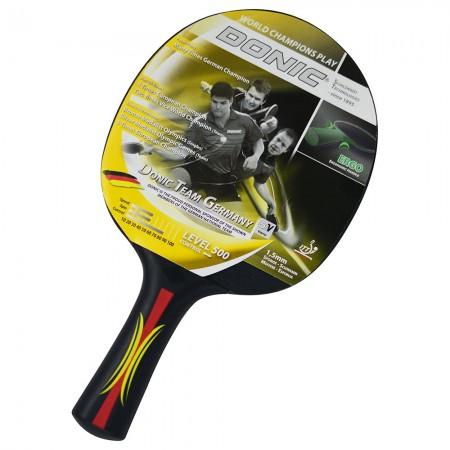 Donic Applegreen 500 Masa Tenisi Raketi (ITTF Onaylı)