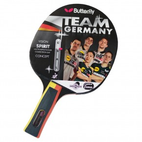Butterfly Team Germany Spirit Masa Tenisi Raketi