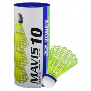 Yonex Mavis 10s 3 lü Badminton Topu